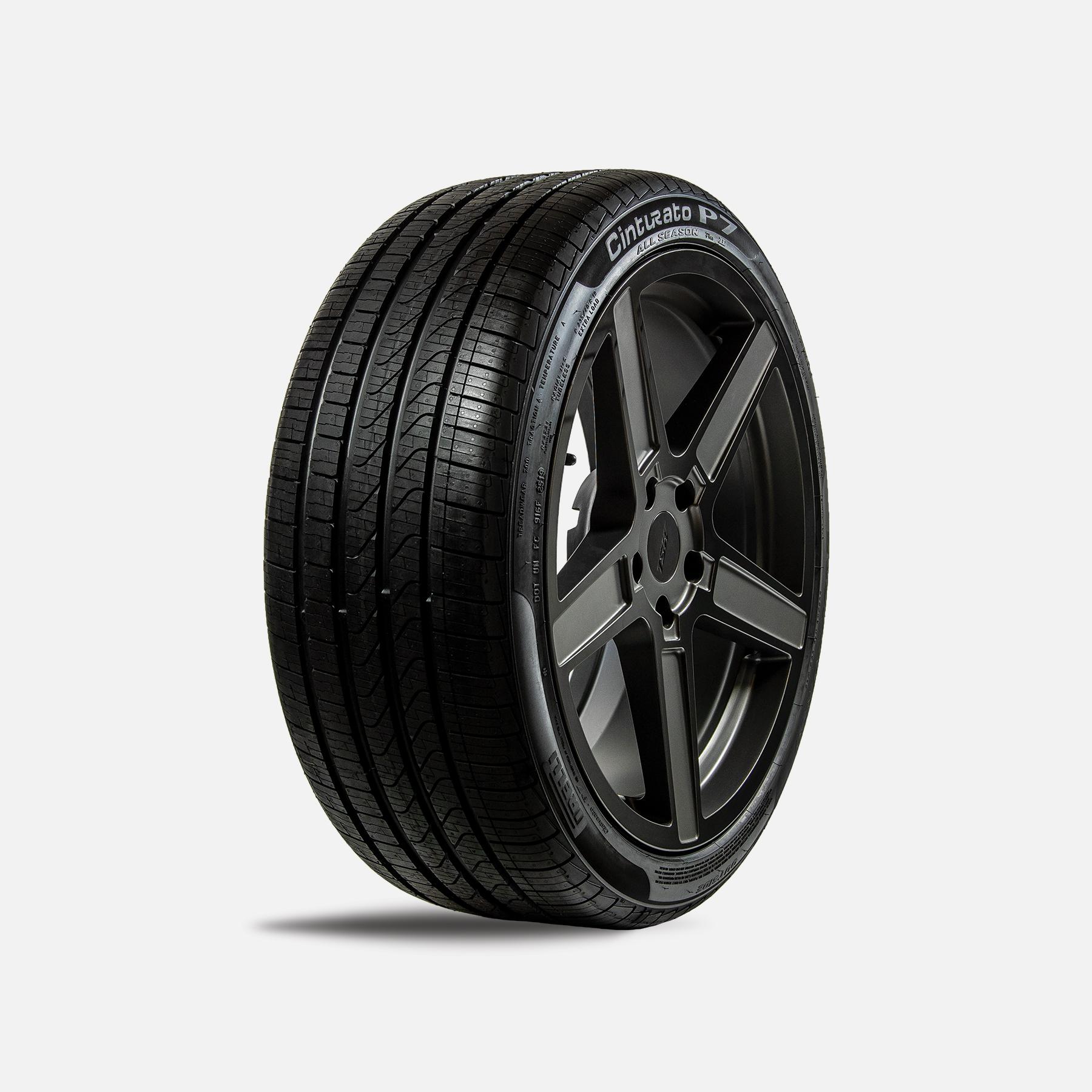 Pirelli Launches Cinturato P7 All Season Plus II