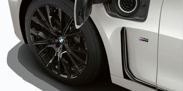 BMW 745e (Photo: BMW)
