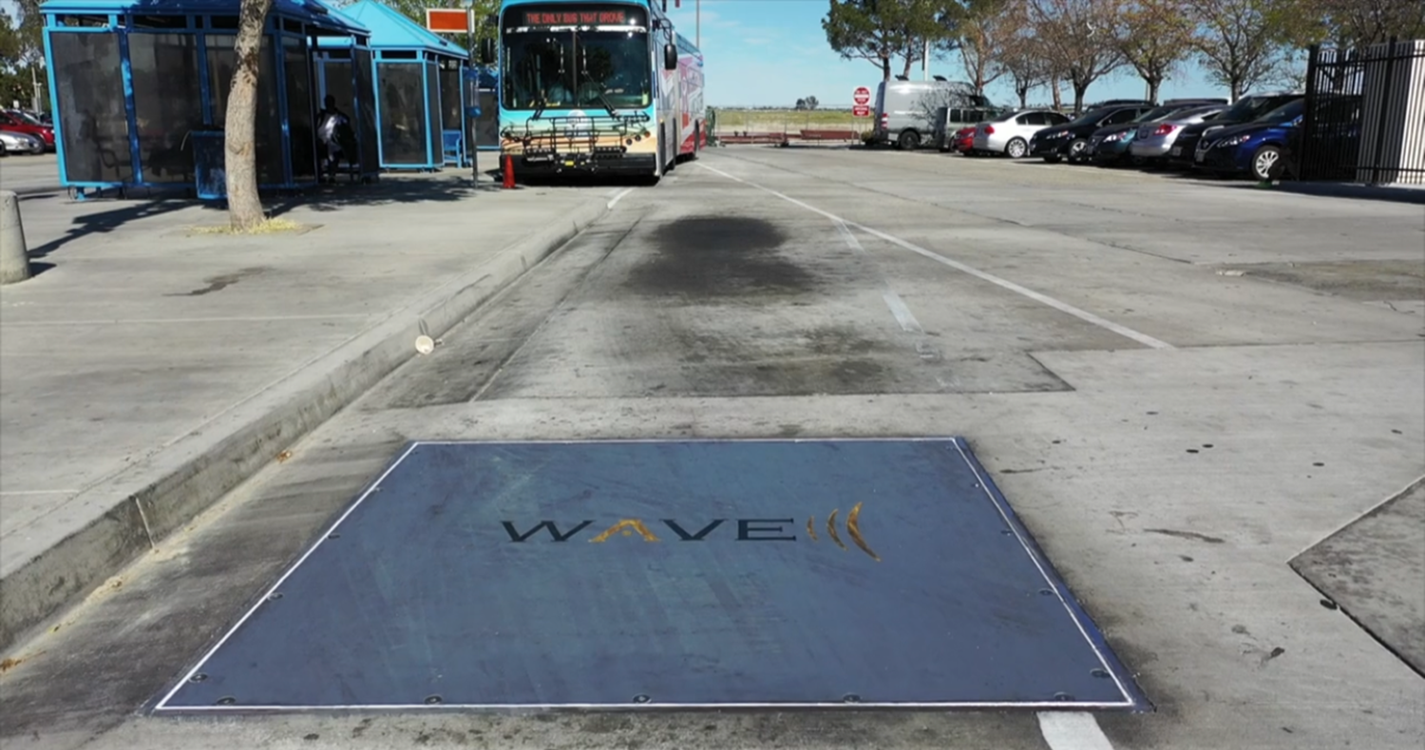 Fla.'s PSTA adding new inductive battery-electric bus charger