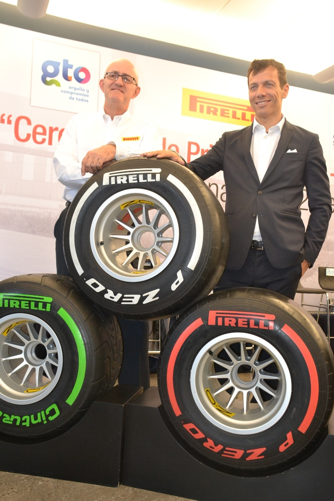 Pirelli Breaks Ground for New Plant in Mexico