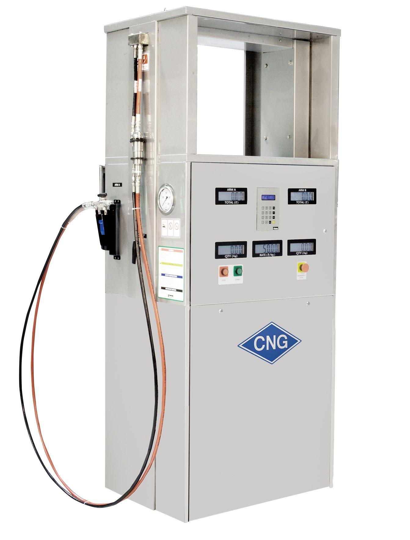 Parker Hannifin debuts CNG fuel dispenser
