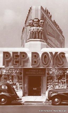Blogger Thinks Bridgestone-Pep Boys Merger Is a Done Deal