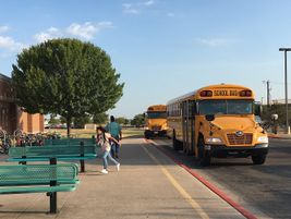 For the first time ever, Pflugerville (Texas) ISD launched its own transportation department and...