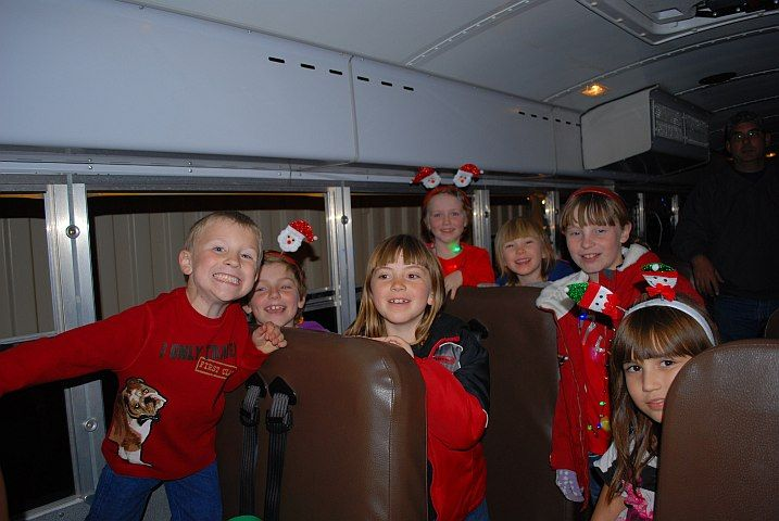Waterford Unified School District's school bus won the Best Humor Award from the city of...
