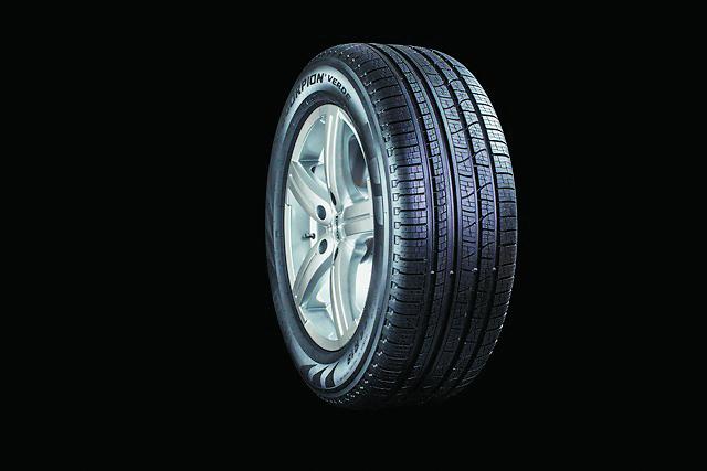 Pirelli Scorpion Verde A/S Plus