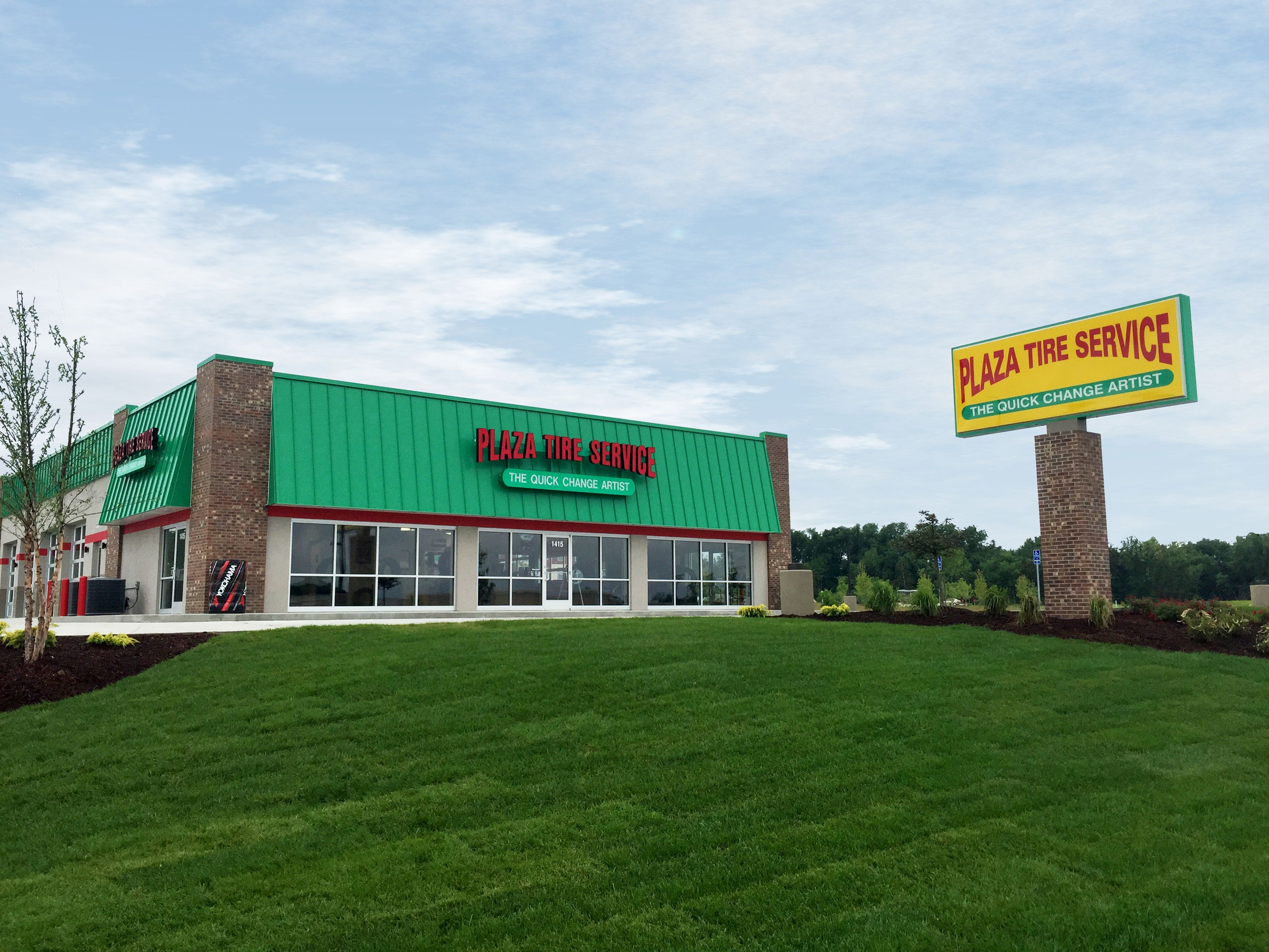 Plaza Tire opens 56th location in 52nd year