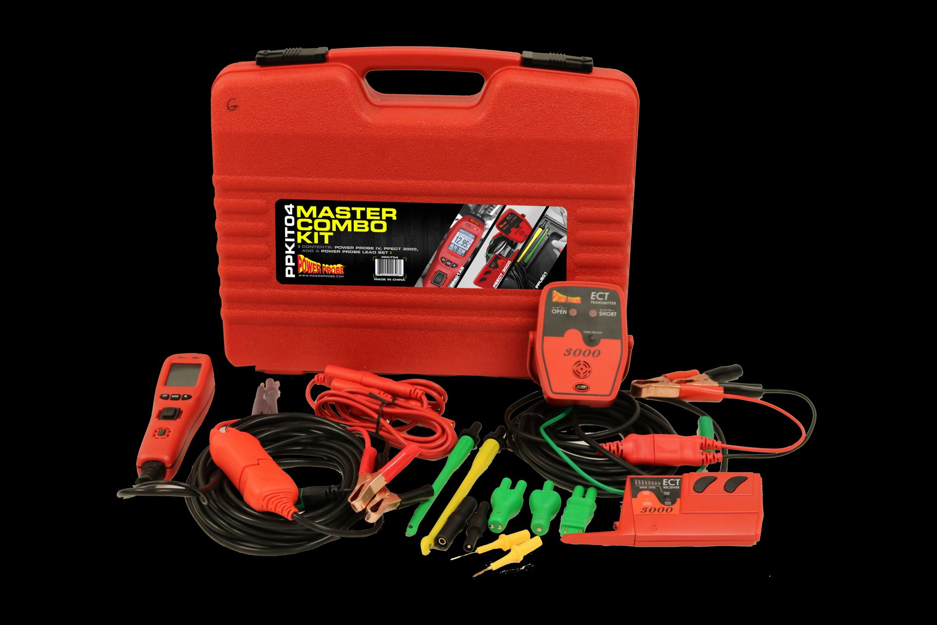 Power Probe Introduces Master Combo Kit