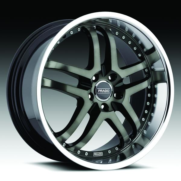 Sport Luxury Wheels From Prado