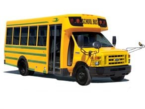 Blue Bird reports that its new Propane-Powered Micro Bird Type A bus is fully certified and rolling off the line.