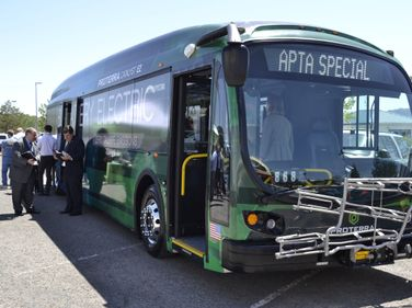 Named for its unprecedented Efficient Energy (E2) storage capacity of 440 to 660 kWh, Proterra's...