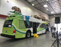 Foothill Transit will be the first transit agency to receive the new Catalyst E2 buses that roll...