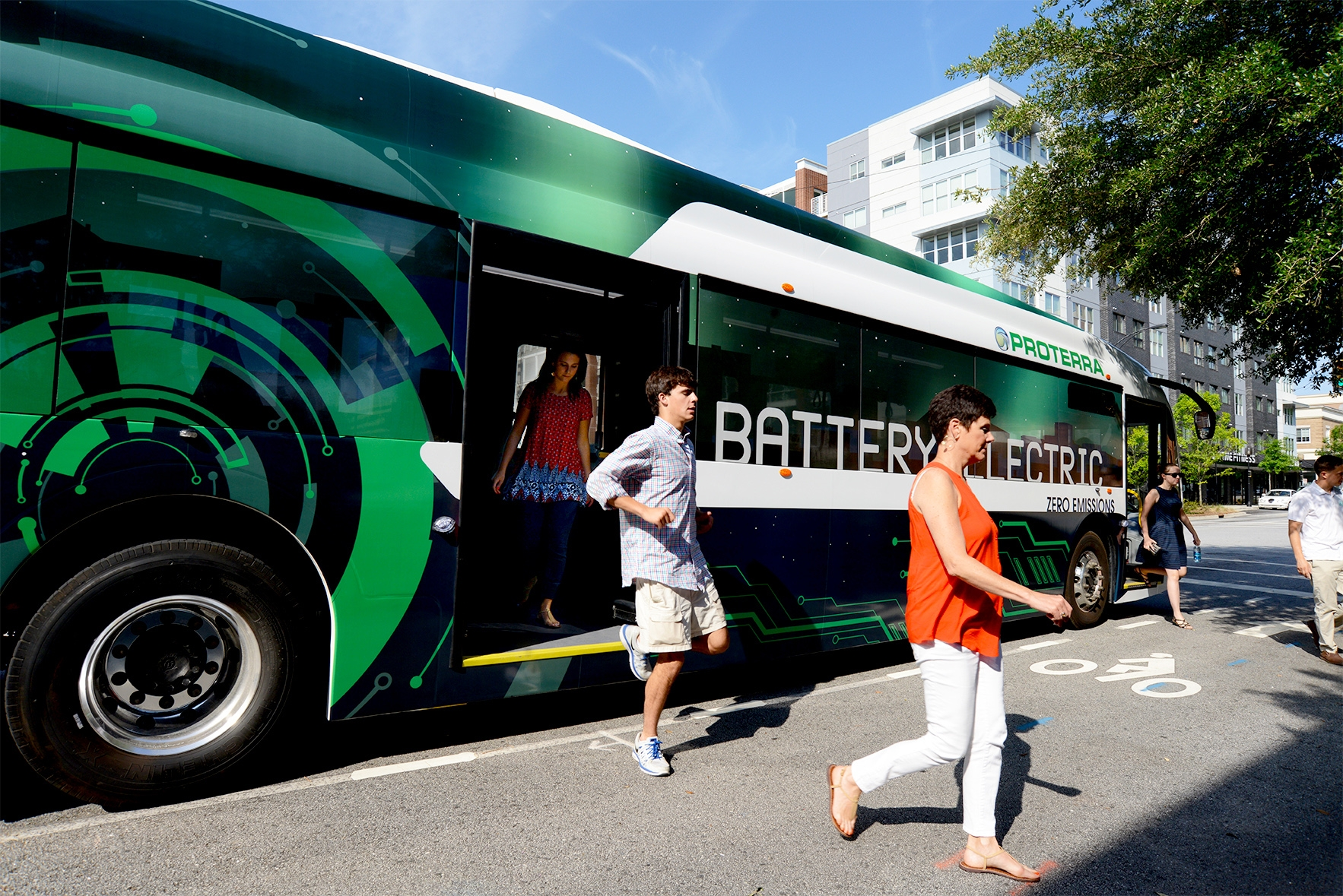 Seattle area transit agency chooses Proterra for EV program