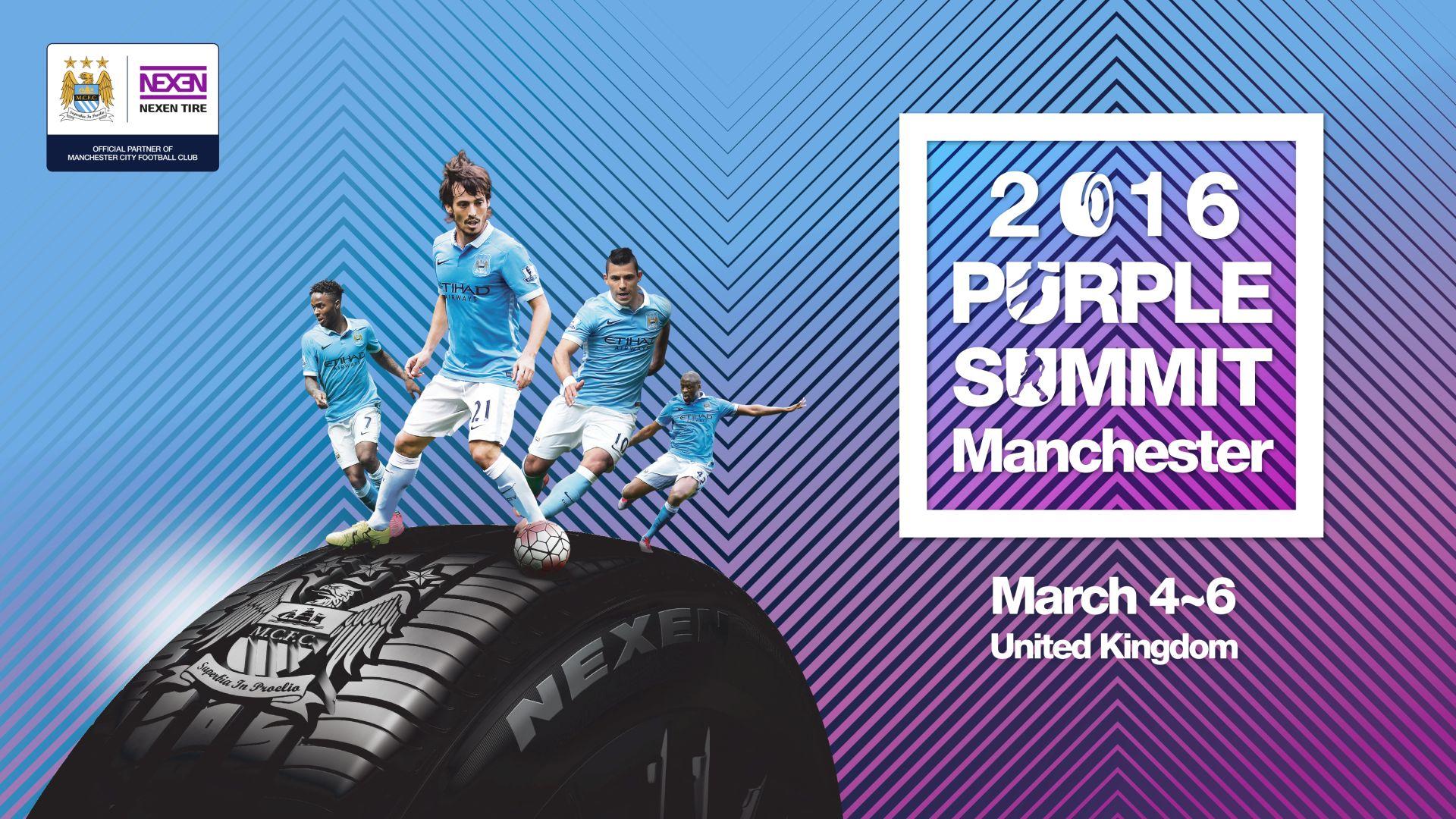 Nexen Tire Introduces 'Purple Summit' Business Partner Program