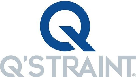 Inaugural 'Q'MANITARIAN' receives award from Q'STRAINT
