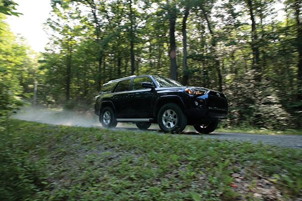 The Sound of Silence: Continental Offers Quiet TerrainContact A/T All-Terrain Tire