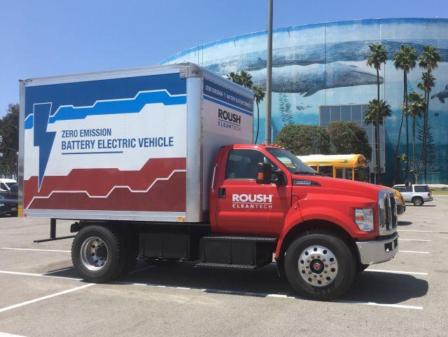 Roush CleanTech Enters Electric Vehicle Market