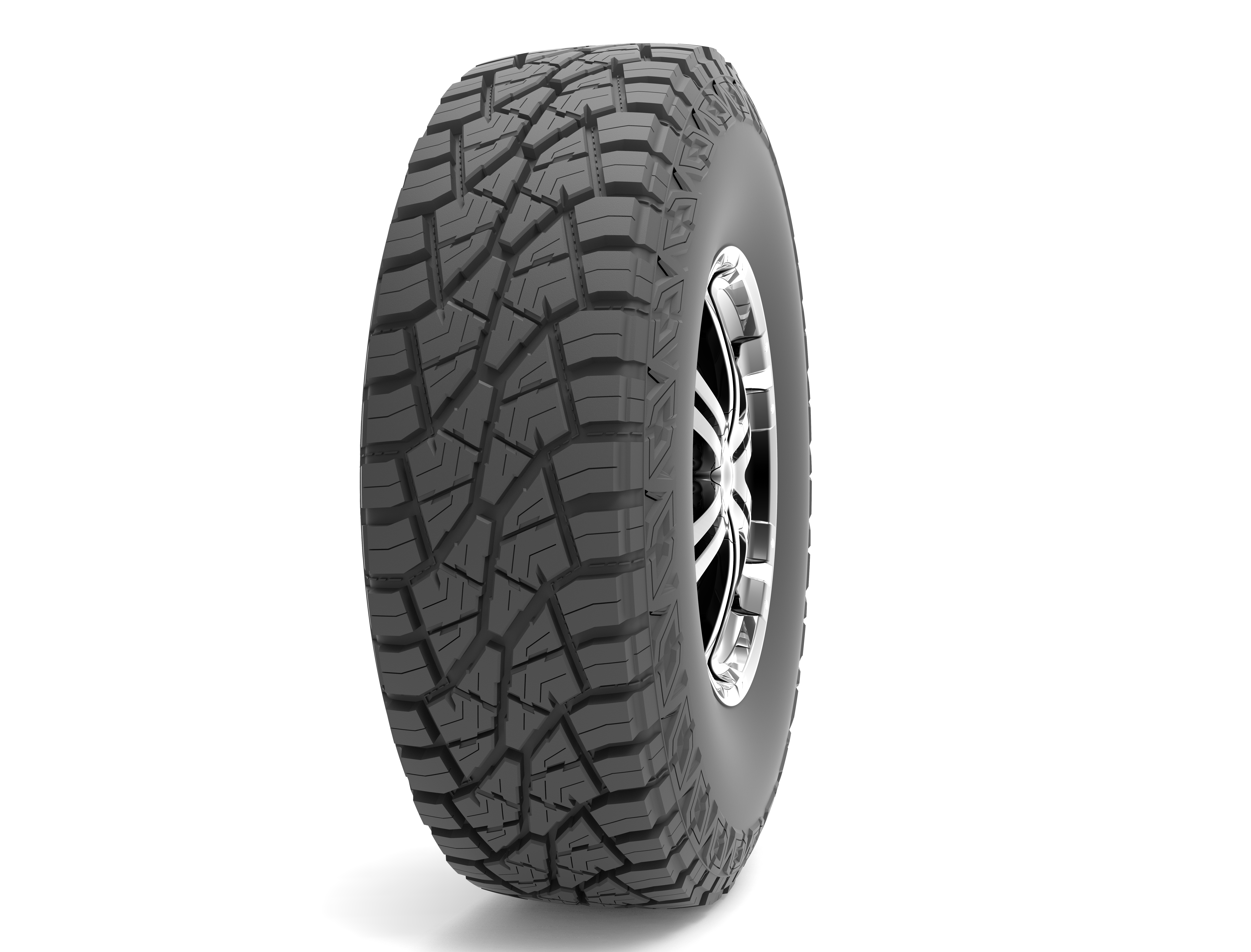 NAMA Expands Maxxploit Light Truck Tire Line