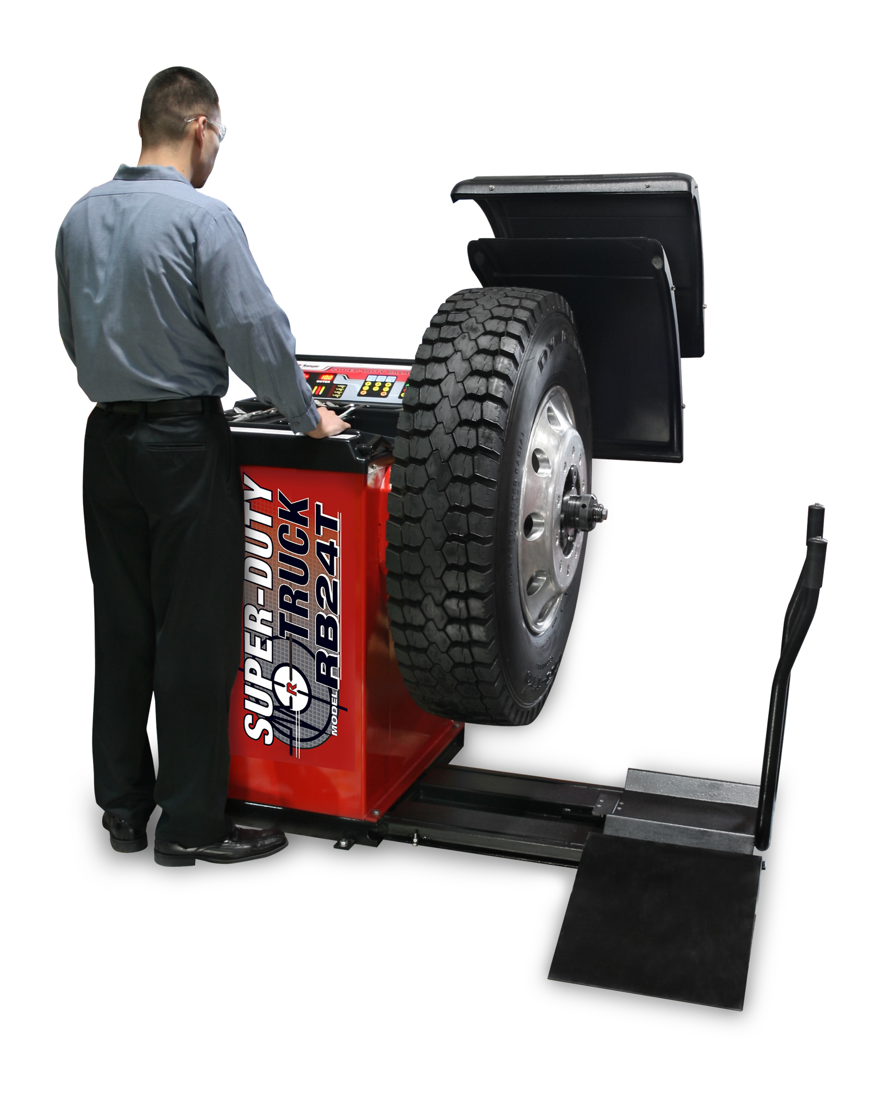 Ranger RB24T Wheel Balancer