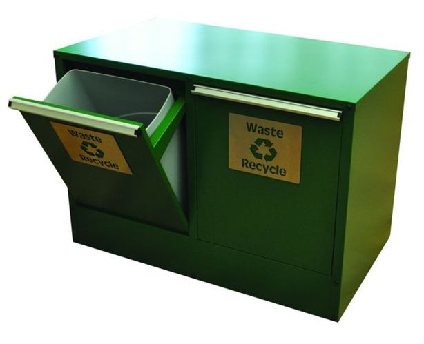 Waste/Recycle Cabinet