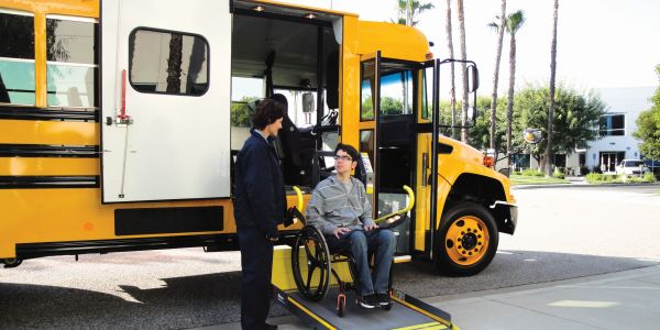 Features of Ricon's newly designed Classic S-Series and K-Series wheelchair lifts include an...