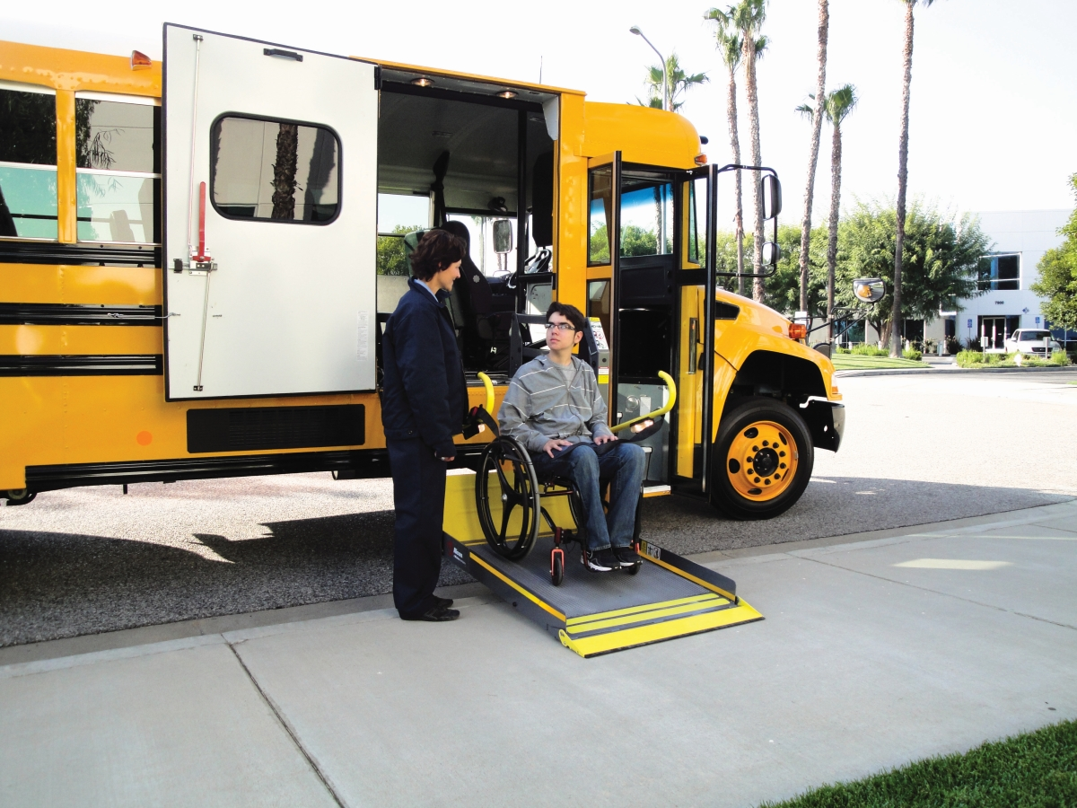 Ricon Corp. Unveils Newly Designed Wheelchair Lifts