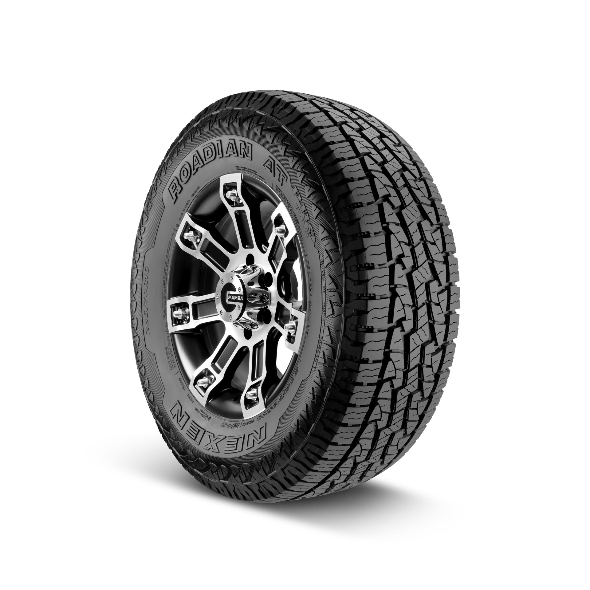 Nexen Offers Roadian AT Pro RA8 for Light Trucks and SUVs