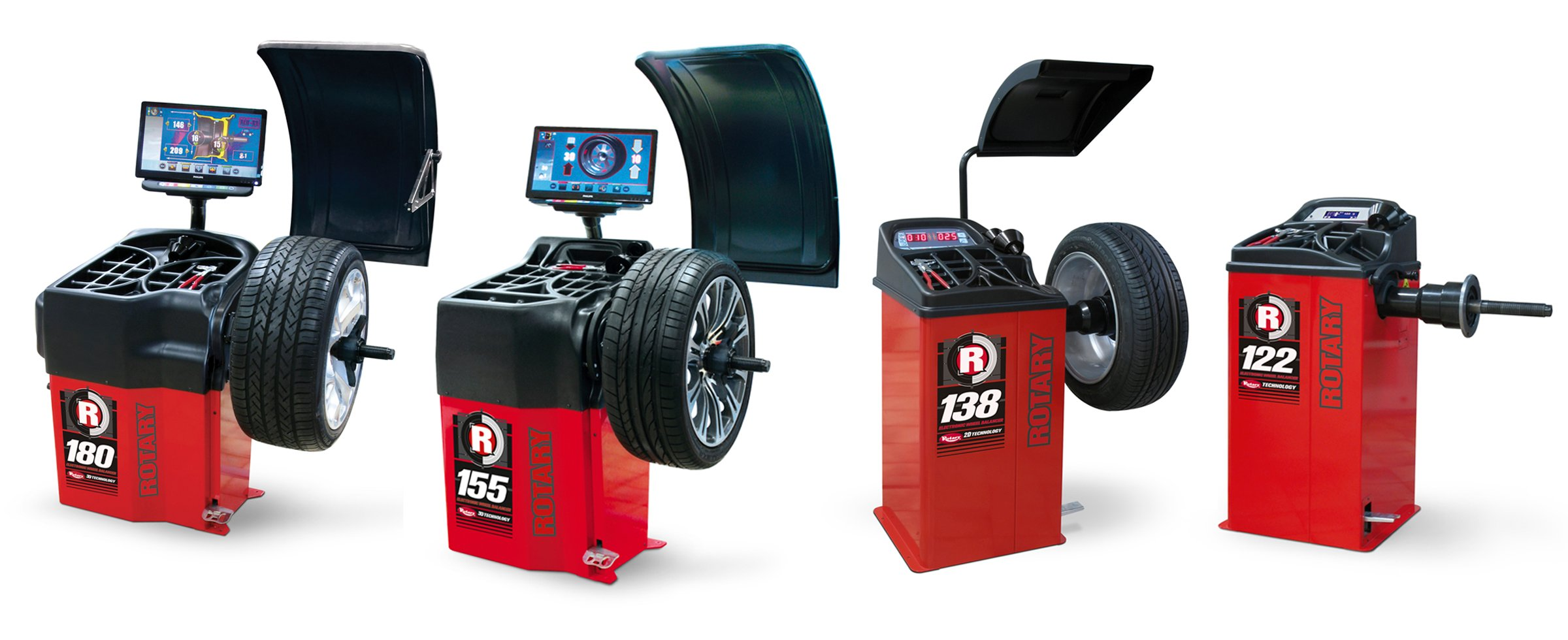 Vehicle Service Group Introduces Line of Rotary Wheel Balancers