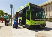 Tulsa Transit Speeds Up with BRT, New Securement System