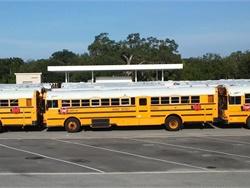 PHOTOS: Florida School Bus Teams Take Action for Hurricane Irma