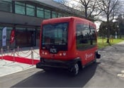 Alstom invests in driverless vehicle co. Easy Mile