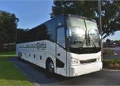 Dean Trailways adds 2 Van Hool CX45s