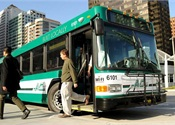 Survey finds cost effectiveness, productivity most appreciated benefits of public transportation