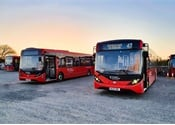Alexander Dennis delivers first of 92 new buses to UK bus service