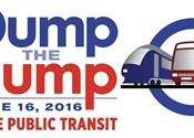 11th annual 'Dump the Pump Day' encourages drivers to use transit