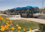 AVTA begins circulation of first 60-foot electric bus