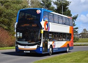 Alexander Dennis wins significant share of UK Stagecoach bus order