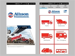 The Allison app is available for Apple IOS, Android, Windows Mobile and desktop.