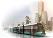 Alstom awarded its first tramway contract in Taiwan