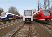 Alstom to develop zero-emission train
