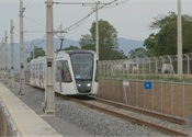 Alstom's tram factory in Brazil equipped with a test track