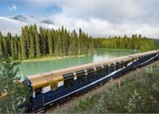 Alstom delivers the third rebuilt railcar to Rocky Mountaineer