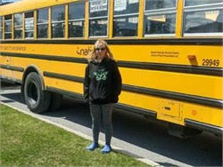 School Bus Driver Honored for Helping Student With EpiPen Issue