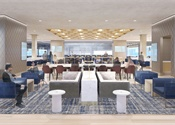 Amtrak unveils 'premium' customer lounge design for Moynihan Hall