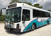 ARBOC produces Spirit of Liberty buses for Fla. agency