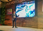 BYD debuts SkyRail at Mayors Summit in Mexico City