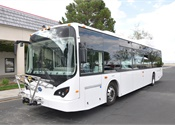 SunLine Transit adds first all-electric BYD bus