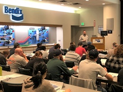 Registration is open for Bendix's Air Brake Training and Advanced Technology Training courses. Photo courtesy Bendix Commercial Vehicle Systems