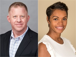 Blake Krapf has begun a two-year term as president of the National School Transportation Association. Tiffany Boykin is the new executive director.