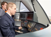 Bombardier plant hosts royal visit from HRH The Duke of Cambridge