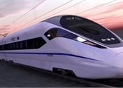 Bombardier's joint venture to build 15 high speed trains for China